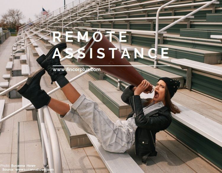 Remote Assistance by FincorPLUS