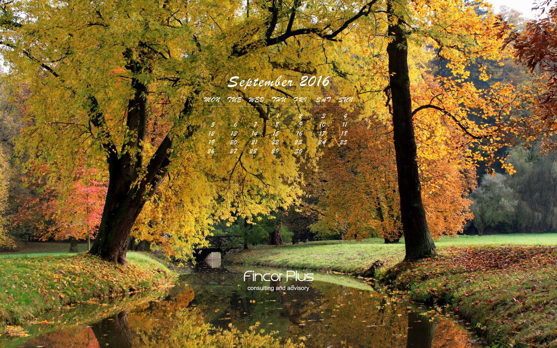 FincorPlus wallpaper-calendar September 2016